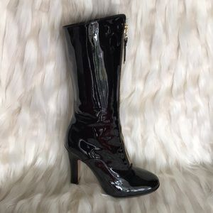 VALENTINO GARAVANI BOOTS leather